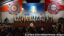 OAS Treffen In Guatemala