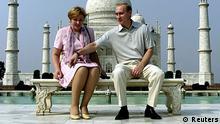 Putin und seine Frau Ljudmila geschieden
