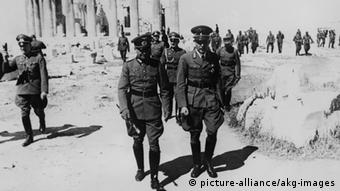 Ναζί στην Ακρόπολη τον Μάιο του 1941