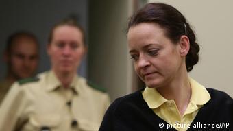 Beate Zschäpe no ha hablado desde que fue detenida.