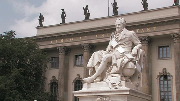 On the Trail of Alexander von Humboldt