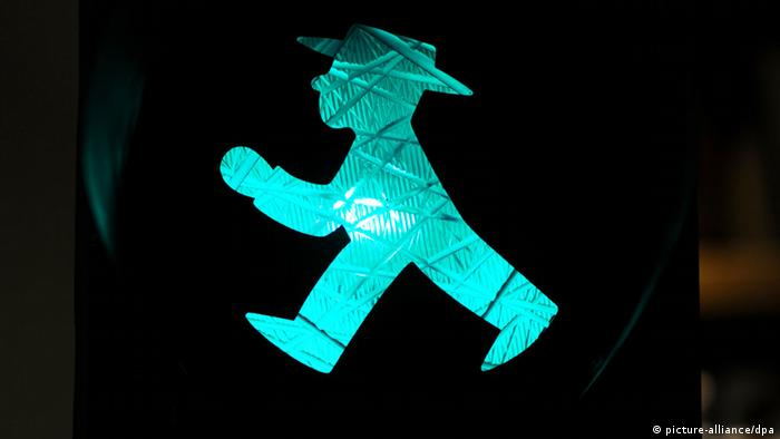 Ampelmännchen from the East (photo: picture alliance)