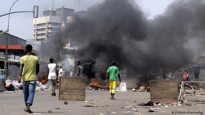 Krise in der Elfenbeinküste