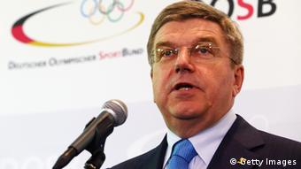 Thomas Bach, IOC-Vize (Bild: Getty Images)