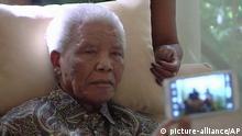 Nelson Mandela 29.04.2013