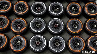 Шины итальянской фирмы Pirelli