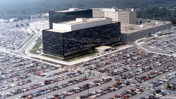 Das Hauptquartier der NSA in Fort Meade, Maryland (Foto: Getty Images)
