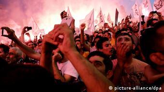 Türkei Proteste gegen die Regierung in Istanbul 08.06.2013