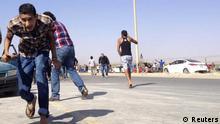 28 Tote bei Angriff auf Hauptquartier libyscher Ex-Rebellen
