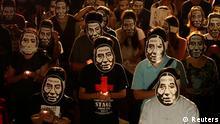 China Protest Liu Xiaobo Tiananmen Jahrestag