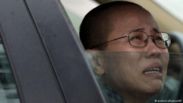 China Prozess gegen Schwager von Friedensnobelpreisträger Liu Xiaobo Liu Xia (picture-alliance/AP)