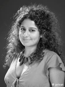 La Libanaise Zeina Abirached est auteur et illustratrice de BD