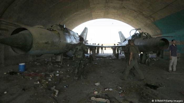 Сирійська авіабаза