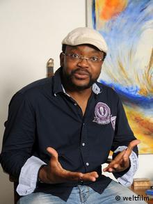 Jean-Pierre Bekolo (c) weltfilm