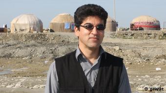 ناصر دیهجی، روزنامهنگار و حقوقدان ترکمن در ایران