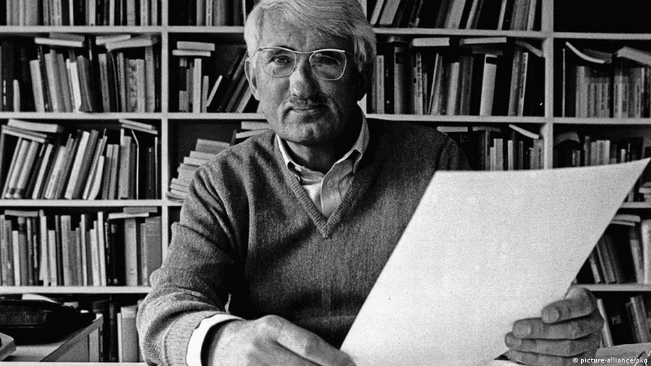 Deutschland Philosophie Jürgen Habermas Frankfurter Schule