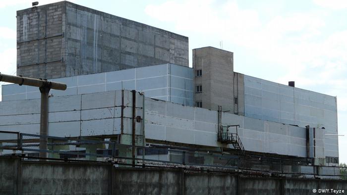 Bilder Reportage aus Tschernobyl Juni 2013