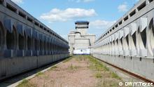 Reportage aus dem havarierten AKW Tschernobyl Reportage über die Stilllegung des Kraftwerks *** Alle Bilder aufgenommen von DW-Mitarbeiter Yevgen Teyze am 6. Juni 2013