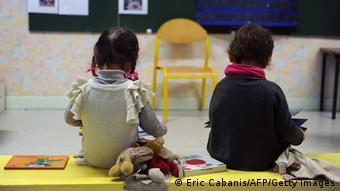 Ein französischer Kindergarten (Foto: ERIC CABANIS/AFP/Getty Images)