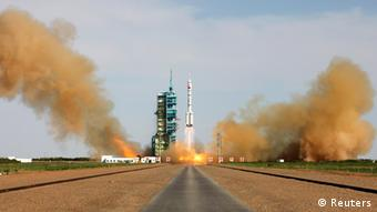 China - Rakete Shenzhou-10