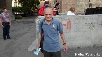 Перекладача Марка Бєлорусця зацікавила проблема людського вибору