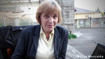 Режисер Алла Заманська вибрала для постановки бомбосховище не випадково