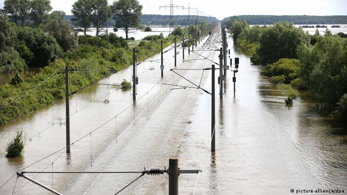 За обсягами завданої шкоди нинішня повінь у Німеччині теж б'є рекорди