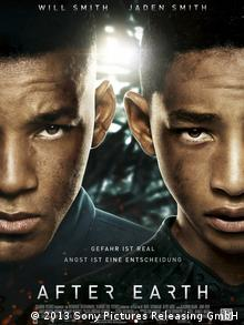 Kinoplakat zu After Earth (Foto: 2013 Sony Pictures Releasing GmbH)