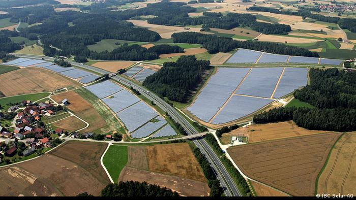 Solarenergie in Deutschland IBC Solar