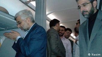 Said Dschalili, englische Transkription meist Saeed Jalili, (1965 in Maschhad) ist gegenwärtig Vorsitzender des Obersten nationalen Sicherheitsrats des Iran (Stand: Mai 2012). Zuvor war er Vize-Außenminister und als solcher zuständig für Europäische und Amerikanische Angelegenheiten.