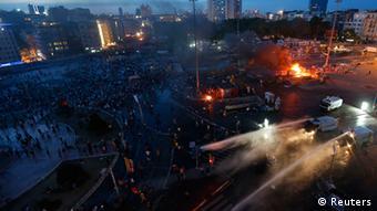 Istanbul Proteste und Gewalt Taksim Platz 11.06.2013