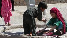 Symbolbild Kinderarbeit Haushalt Hausarbeit ILO-Bericht