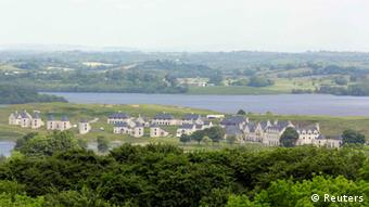 G8 Gipfel in Lough Erne Golfhotel Irland