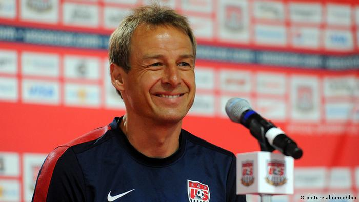 Jürgen Klinsmann Trainer US-Nationalmannschaft