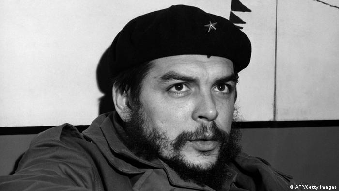 Bildergalerie Che Guevara 85. Geburtstag (AFP/Getty Images)