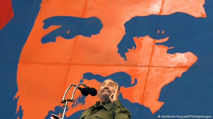 Bildergalerie Che Guevara 85. Geburtstag (Adalberto Roque/AFP/GettyImages)