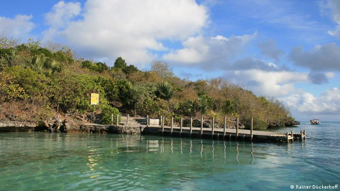 Island Ile aux Aigrettes (Photo: Rainer Dückerhoff)