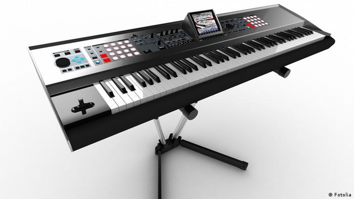 Symbolbild E-Piano