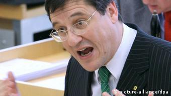 Karl-Heinz Paqué (Foto: dpa)