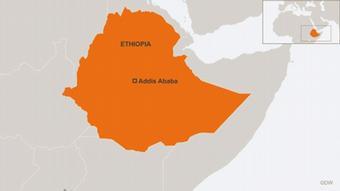 12.06.2013 DW Online Karten Basis Äthiopien Englisch