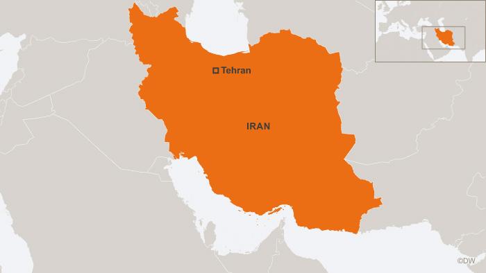 12.06.2013 DW Online Karten Basis IRAN Englisch