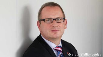 Johannes Kahrs (SPD), Sprecher des Seeheimer Kreises der SPD, aufgenommen am Donnerstag (13.09.2012) in Berlin. Foto: Michael Kappeler dpa / Eingestellt von wa