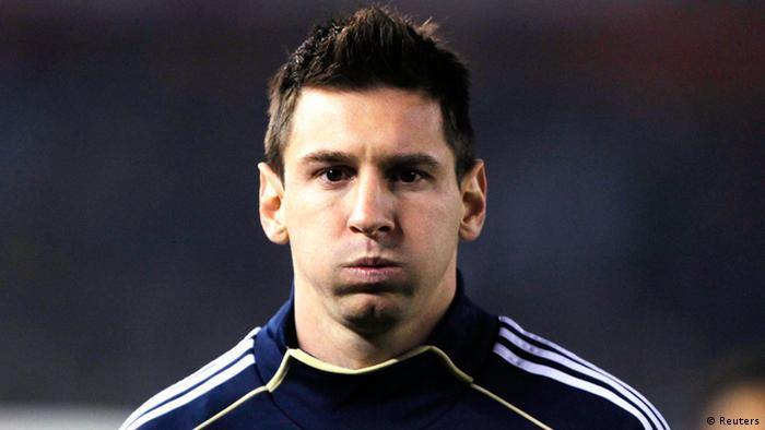 Fußball Lionel Messi Vorwurf Steuerhinterziehung (Reuters)