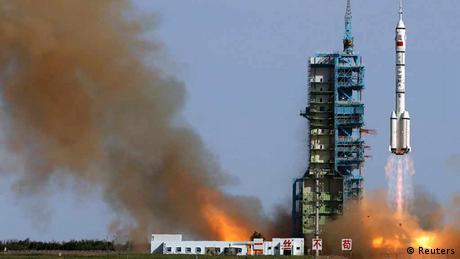 Raumfahrt China Shenzhou 10