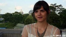 Lange Nacht der Shortlist Valeria Luiselli
