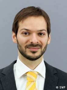 Политолог Йоханнес Тимм