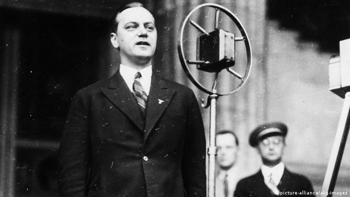 Alfred Rosenberg național-socialism discurs Berlin