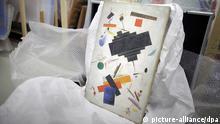 Deutschland Kunstfälscherring gesprengt Bilder der Russischen Avantgarde