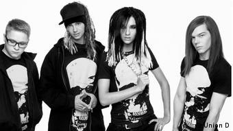 14.06.2013 DW popXport Tokio Hotel