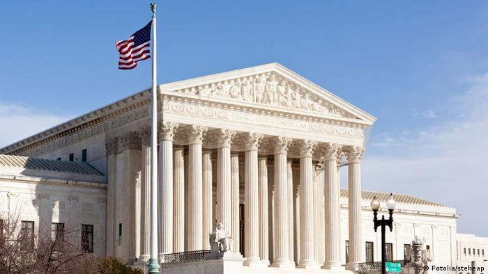 USA Washington D.C. Supreme Court Gericht